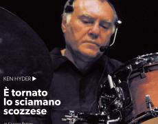 Musica Jazz n°21 / intervista a Ken Hyder